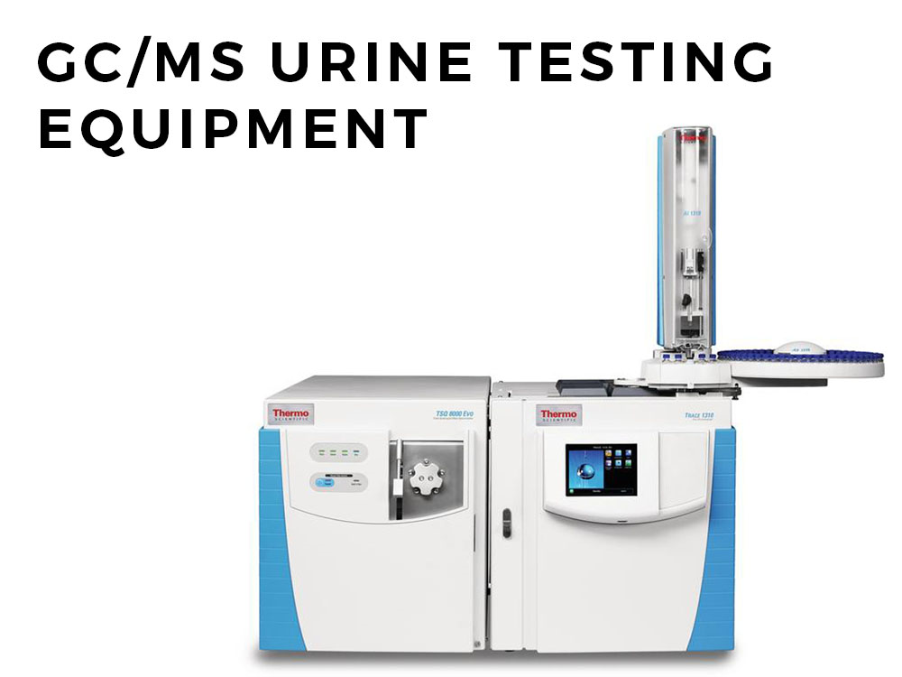 gc/ms urine test equipment